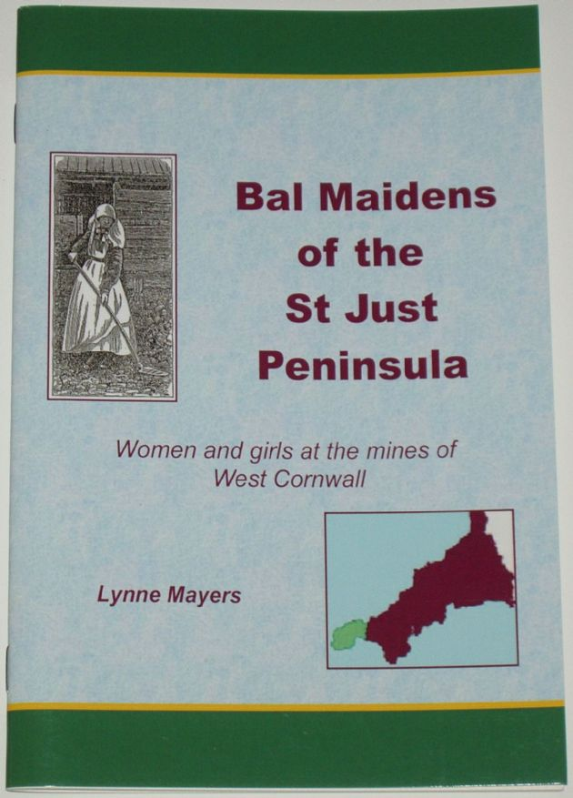 Bal Maidens of the St Just Peninsula, by Lynne Mayers